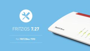 FritzOS 7.27 für FritzBox 7590©AVM