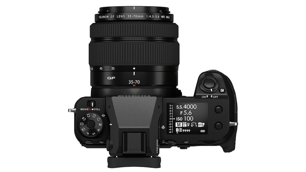 Fujifilm GFX50S II Neues Zoom-Objektiv