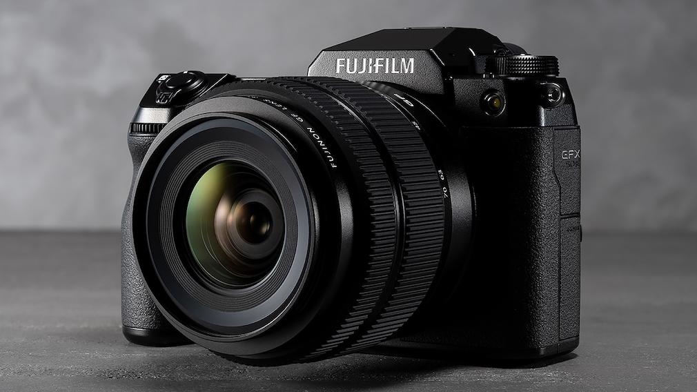 Fujifilm GFX50S II Neue Mittelformat-Systemkamera