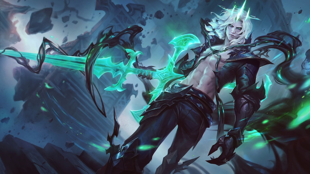 Viego League of Legends LOL Champion Guide