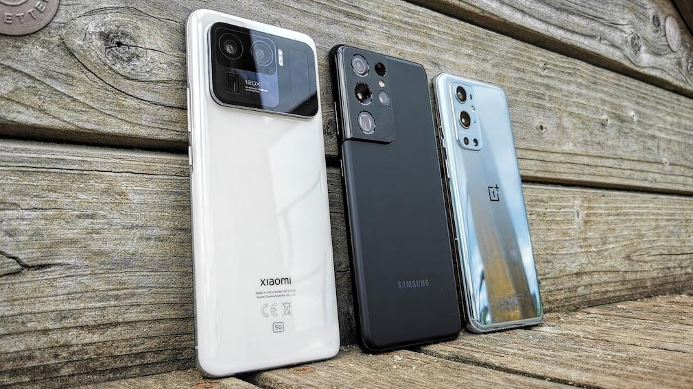 Die besten Android-Smartphones©COMPUTER BILD / Michael Huch