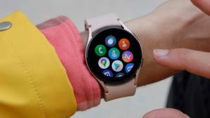 Samsung Galaxy Watch 4©COMPUTER BILD