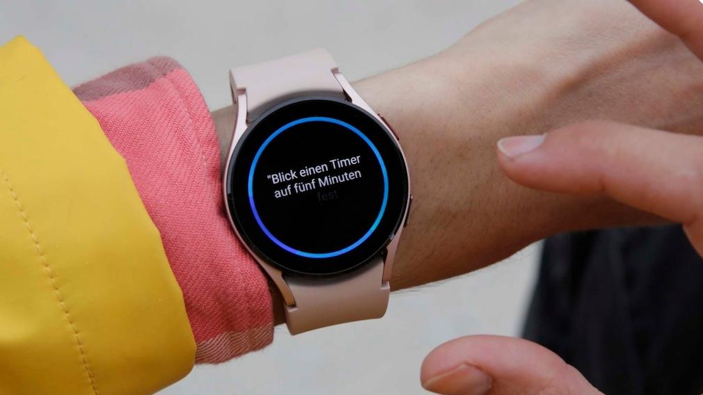 Galaxy Watch 4 Bixby