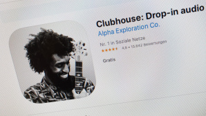 Clubhouse-App©Alpha Exploration Co. / Apple