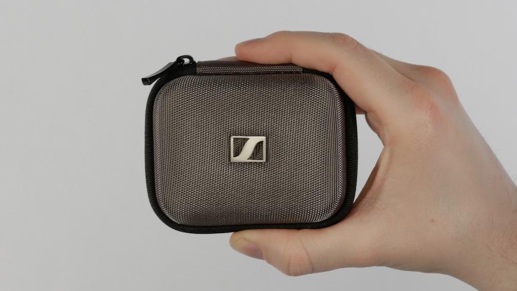 Sennheiser IE900 im Test: Tasche