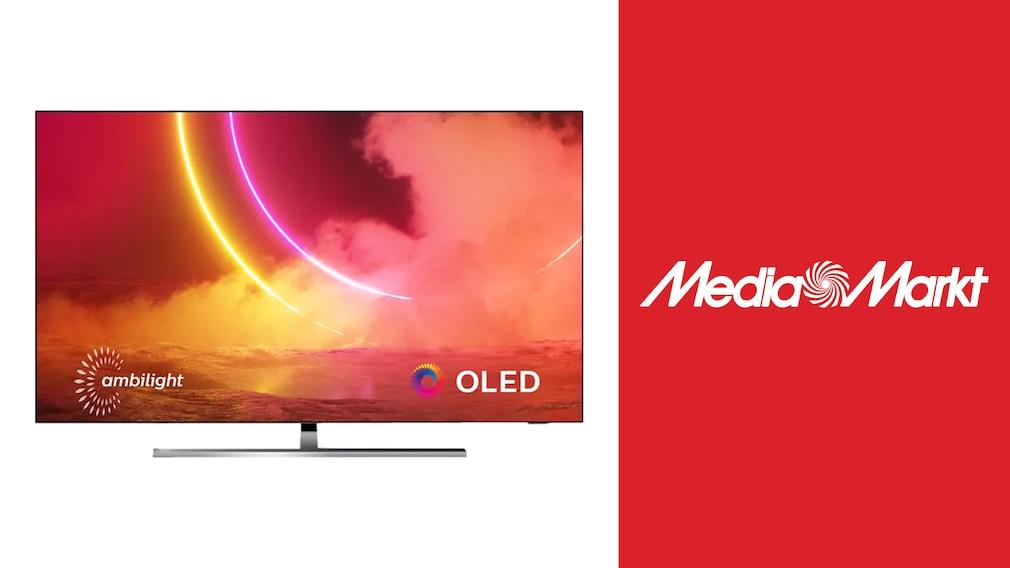 Fernseher bei Media Markt im Angebot: Philips-TV mit Extra-Rabatt