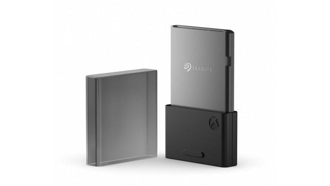 Xbox Series X: Fazit nach sechs Speicher©Seagate