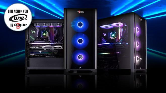 Viel Dampf für wenig Geld: Der Lux aus der COMPUTER BILD Edition Der Lux aus der COMPUTER BILD Edition bietet viel Leistung für einen vergleichsweise günstigen Preis. Hier erfahren Sie, was im Gaming-PC steckt.