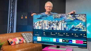 Samsung QN85A im Test: Der günstigste Neo-QLED-Fernseher©COMPUTER BILD