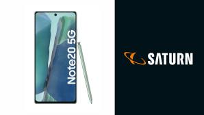 Samsung-Smartphone bei Saturn im Angebot: Galaxy Note 20 5G zum Vorzugspreis©Saturn, Samsung