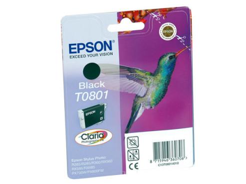 Schwarzpatrone: Epson T0801
