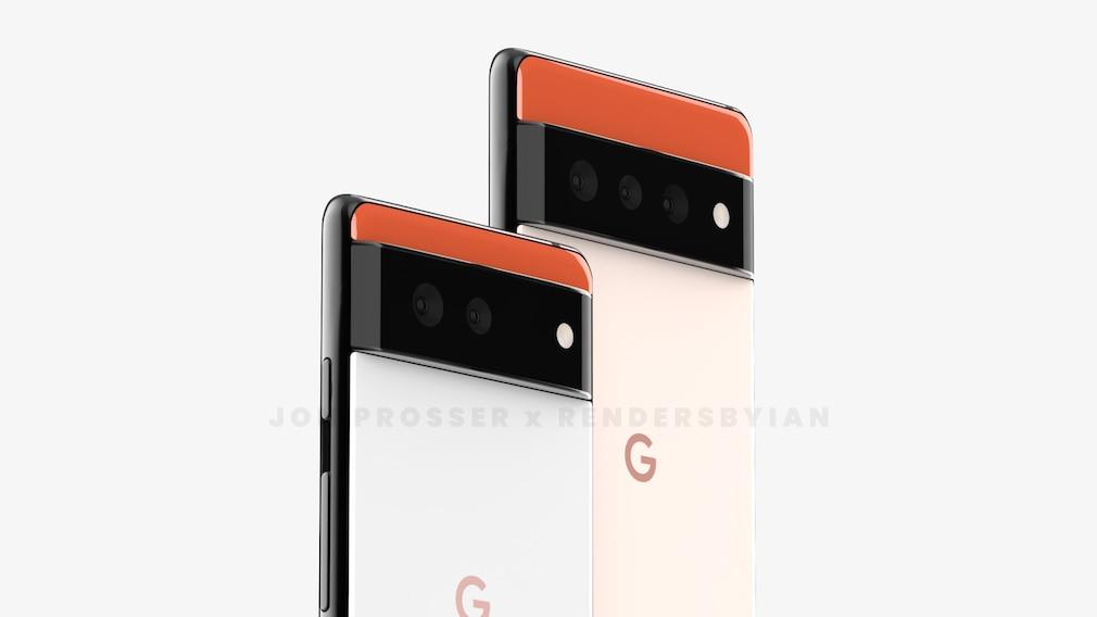 Google Pixel 6 Google Pixel 6 Pro
