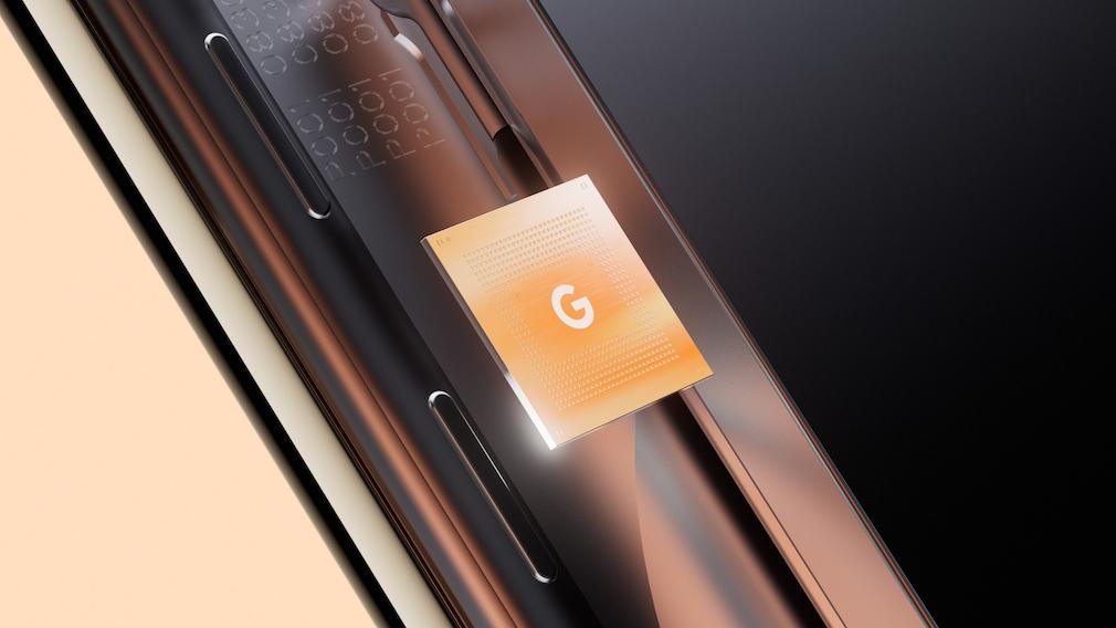 Google tension chip
