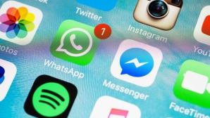WhatsApp und Facebook Messenger©iStock.com/bombuscreative