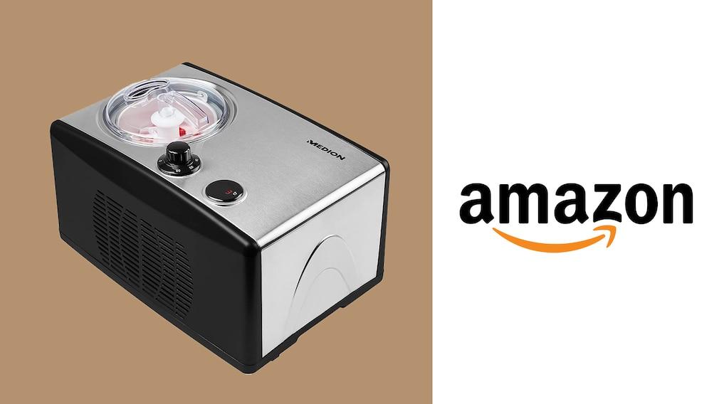 Stiftung Warentest testet Eismaschinen: Sieger von Medion bei Amazon