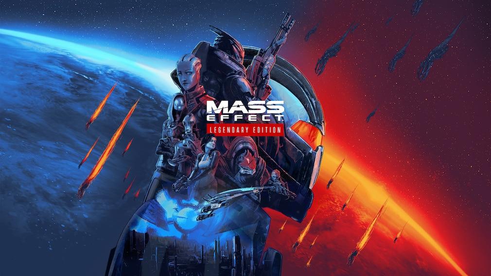 Mass Effect – Legendary Edition©EA