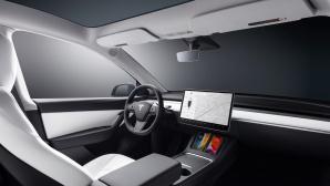 Tesla Model Y Cockpit©Tesla
