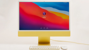 Apple iMac 24 Zoll 2021 M1 im Test©COMPUTER BILD