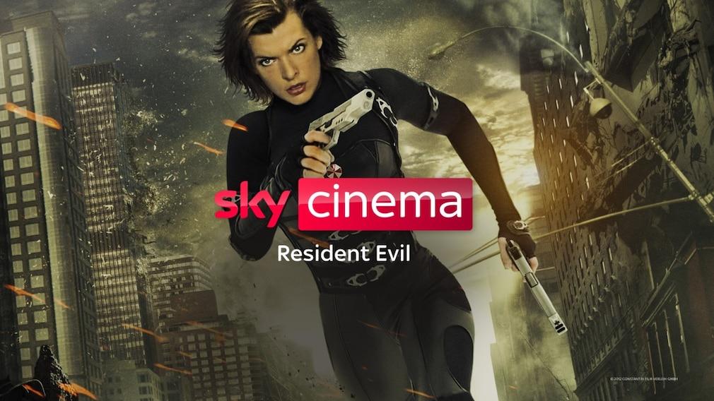 Resident Evil Sky und Sky Ticket