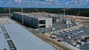 Baustelle der Gigafactory in Gr�nheide©gettyimages.de / Sean Gallup