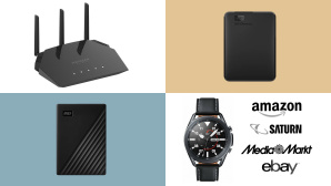 Amazon, Media Markt, Saturn: Top-Deals des Tages! © Amazon, Saturn, eBay, Media Markt, Netgear, Western Digital, Samsung
