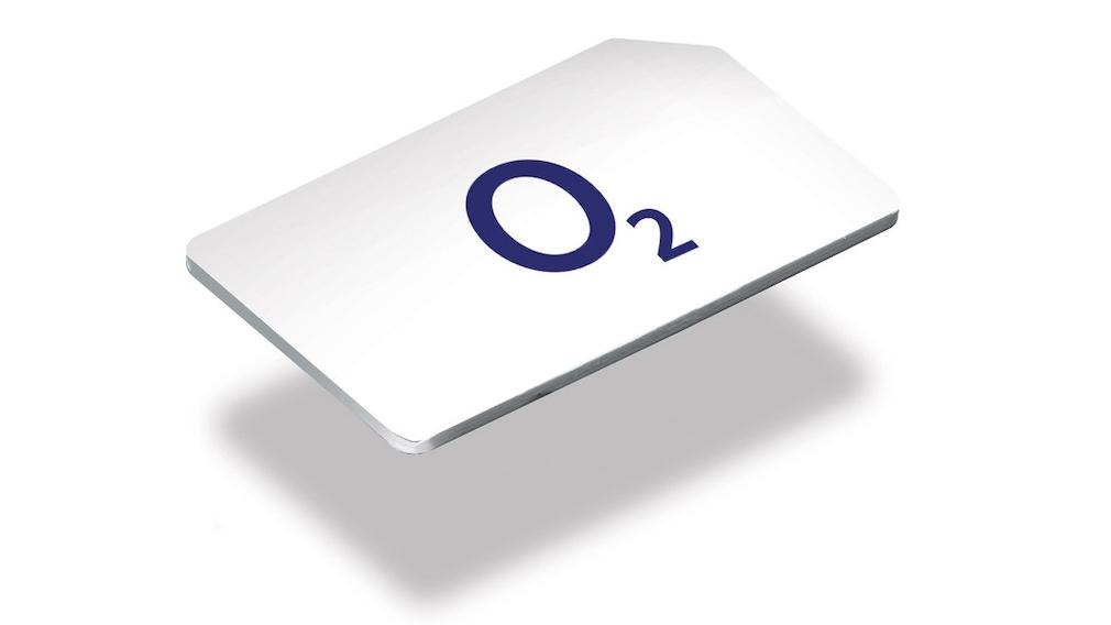 O2 Testkarte