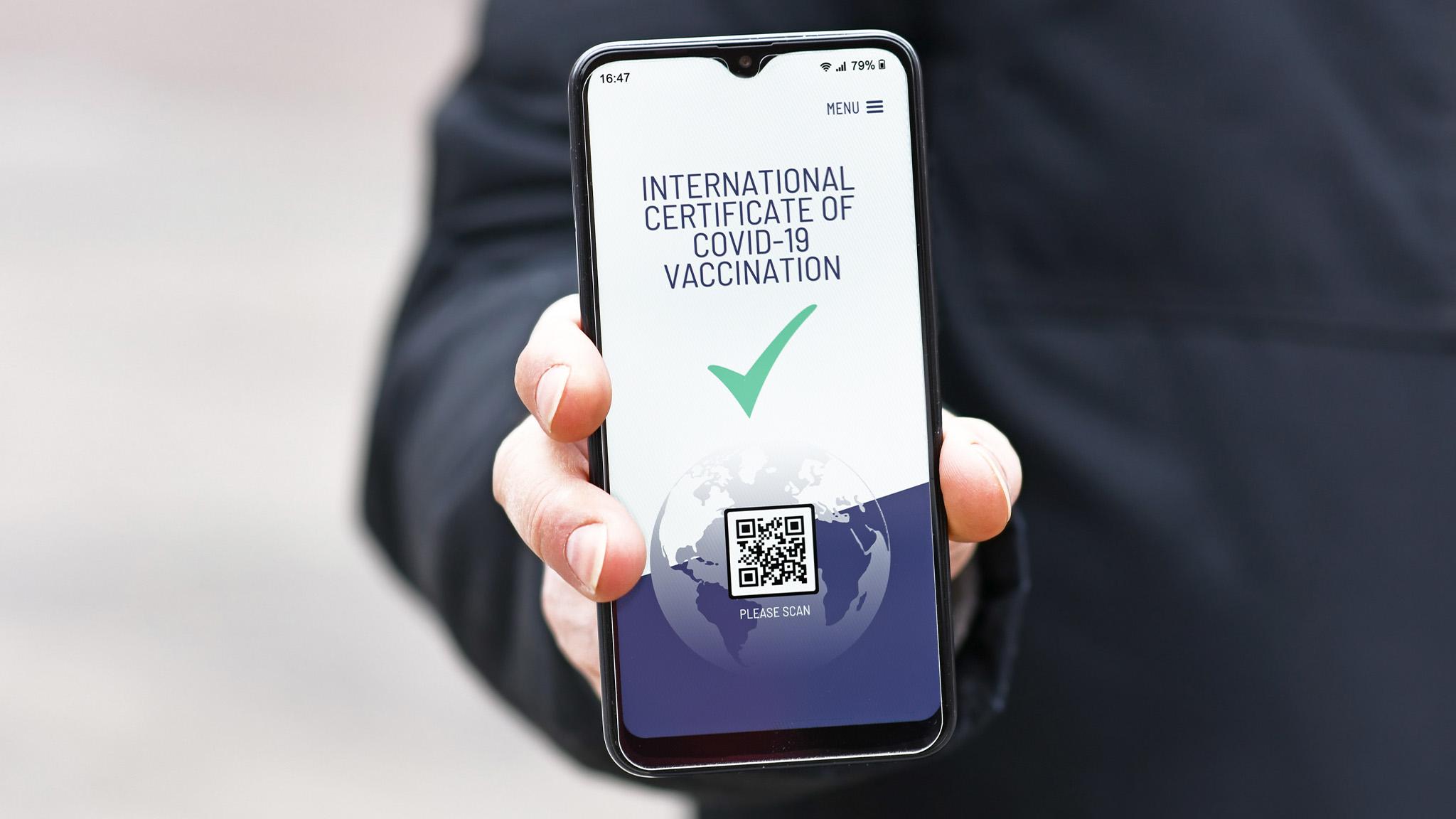 Digitale Impfnachweise: Diese Apps gibt es – das können sie