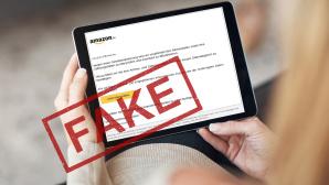 Nachricht von Amazon: Diese E-Mail ist Betrug!©iStock.com/shapecharge, iStock.com/Thomas Pajot, www.mimikama.at