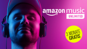 Amazon Music Unlimited: HD-Streaming ohne Aufpreis © Amazon, iStock.com/happyphoton