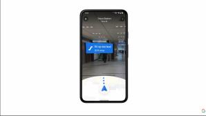 Live View auf einem Smartphone©Google