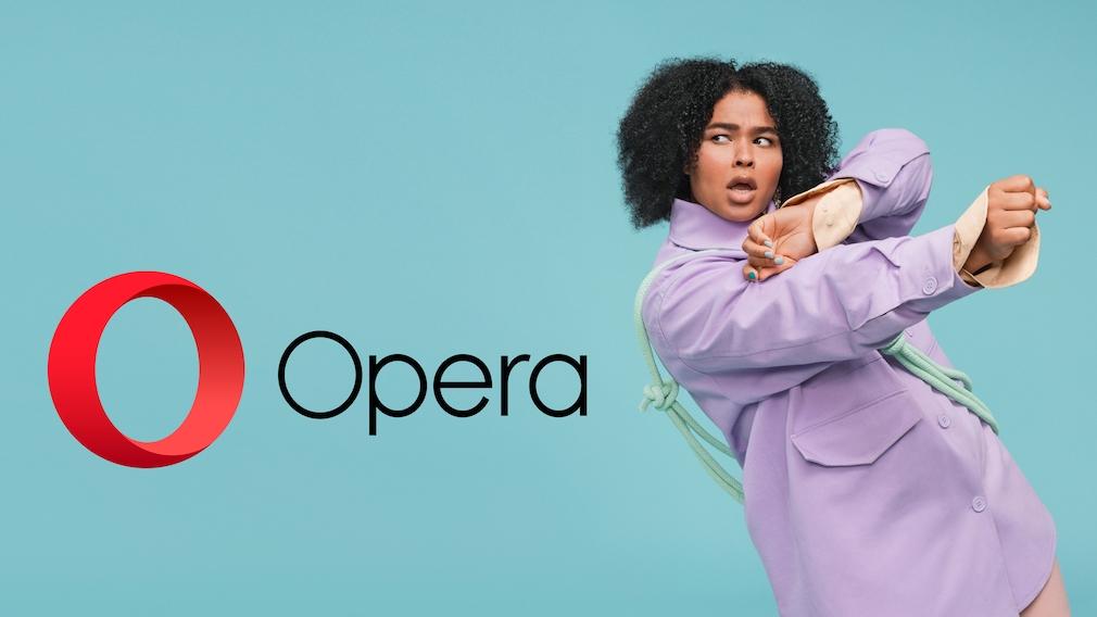 Opera herunterladen