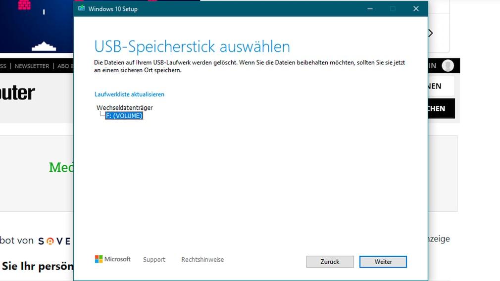 Barebone-PC: Windows herunterladen