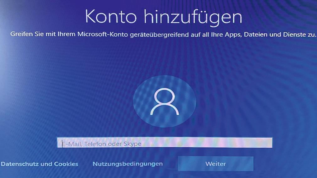 Barebone-PC: Windows installieren