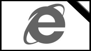 Internet Explorer: Logo©Microsoft