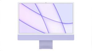 iMac 2021©Apple