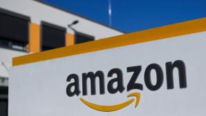 Amazon-Logo©dpa-Bildfunk