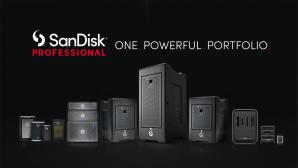 Sandisk Professional � Marke f�r Profi-Speicherprodukte©Sandisk