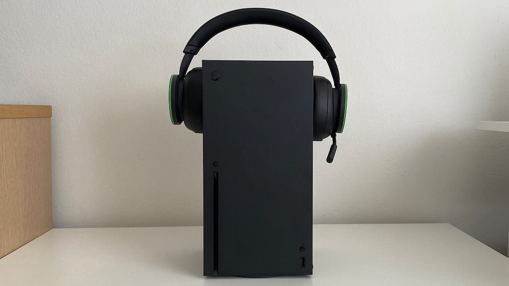 Microsoft Xbox Wireless Headset im Test©Microsoft, COMPUTER BILD