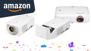 Amazon September Angebote: Beamer von LG g�nstiger kaufen©LG, Amazon