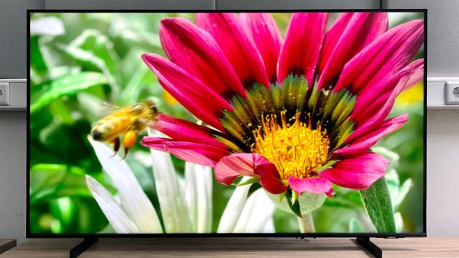 Farben kann der Samsung AU8079 wie kaum ein anderer Fernseher seiner Preisklasse©COMPUTER BILD
