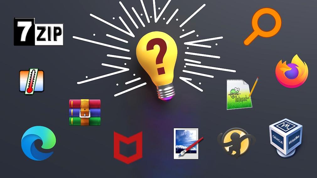 Kommentar: Das sind meine 22 Software-Favoriten für Windows-PCs©iStock.com/chaofann, iStock.com/Bogdan Populov
