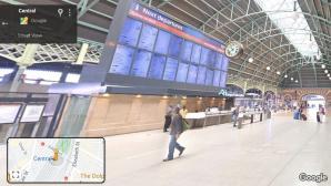 Google Maps: Indoor-Street-View©Google