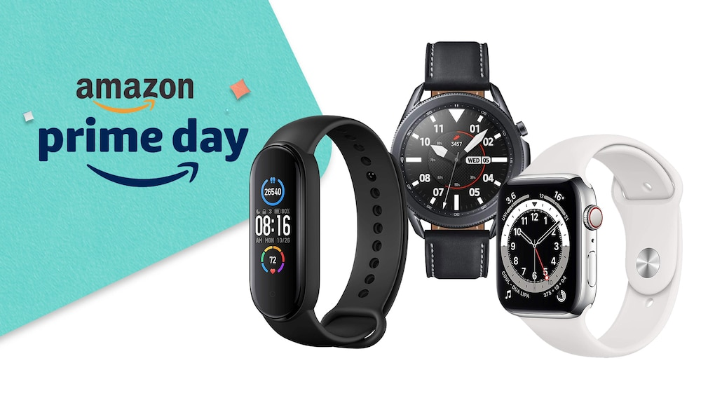 Amazon Prime Day Wearables