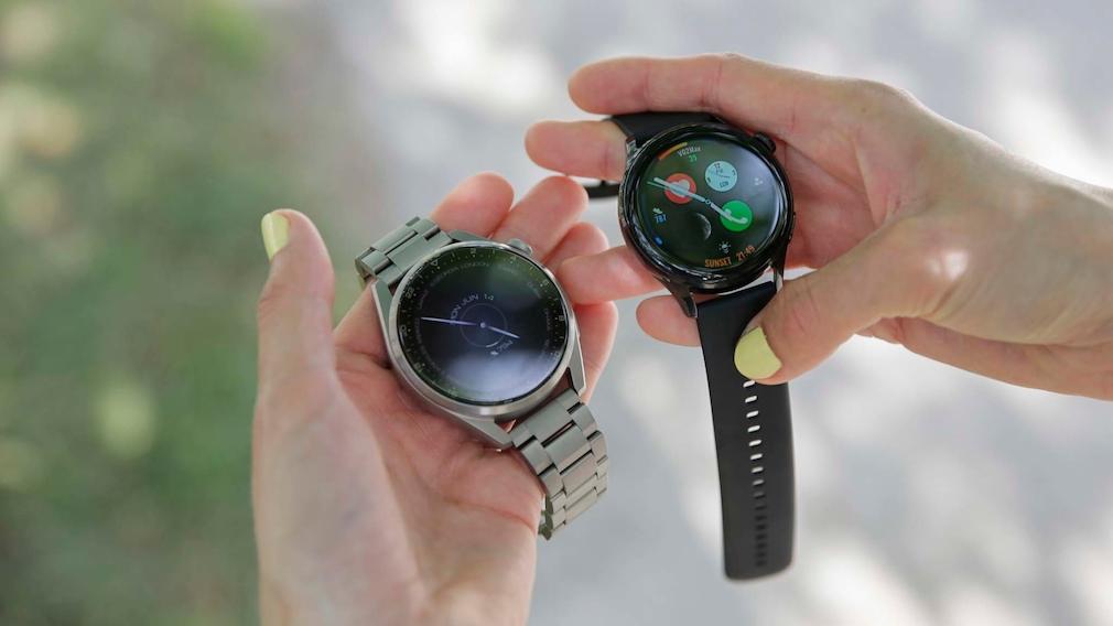 Huawei Watch 3 Pro Elite, Huawei Watch 3 Active