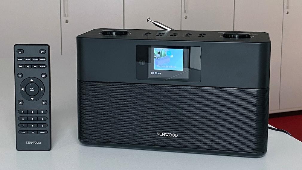 Kenwood CR-ST80DAB im Test©Kenwood, COMPUTER BILD