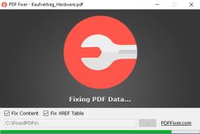 PDF Fixer Portable