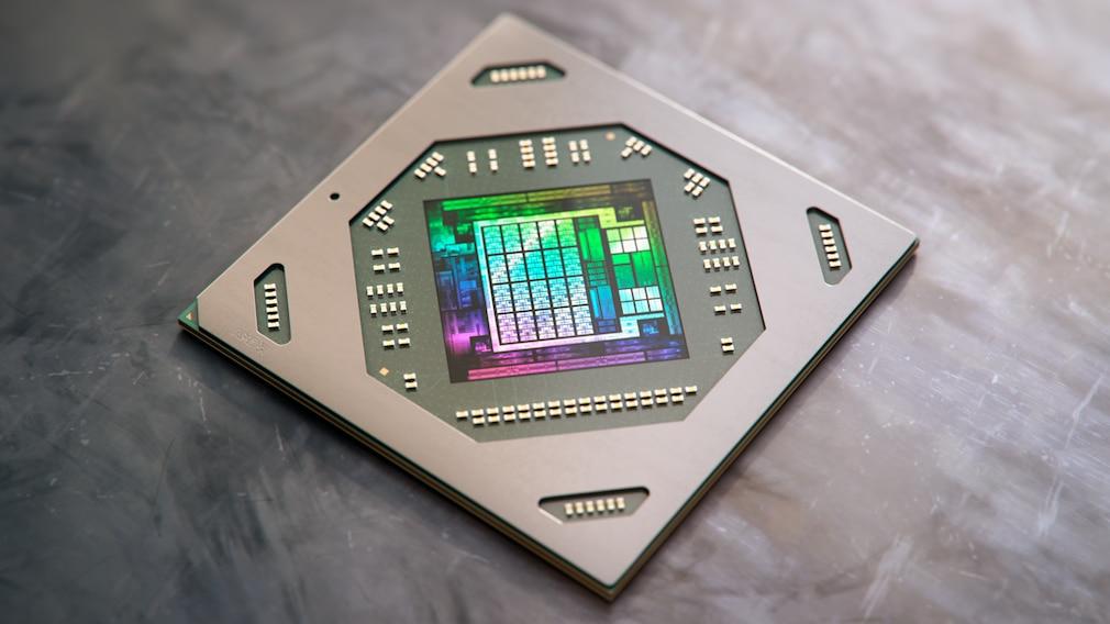 AMD Radeon RX 6800M, 6700M, 6600M©AMD