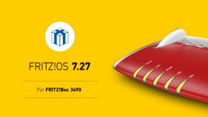 FritzOS 7.27 für FritzBox 3490©AVM