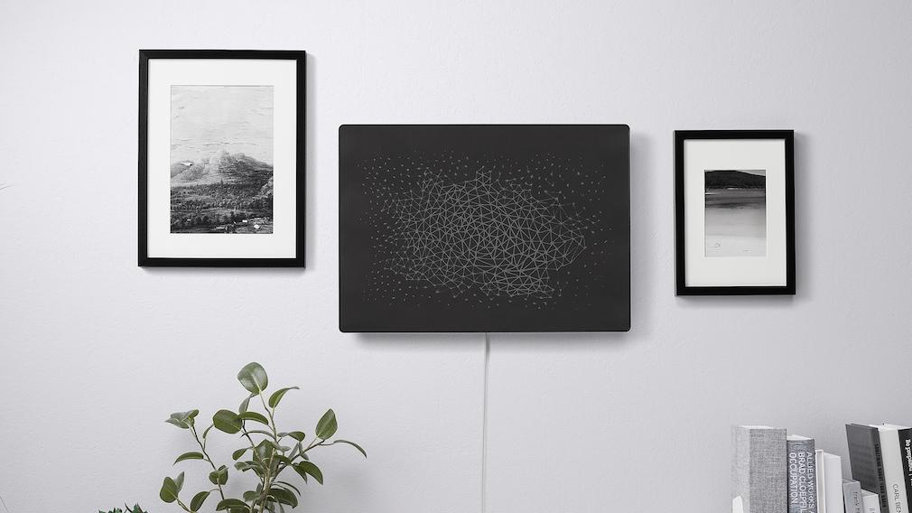 Syfonisk: Bilderrahmen von IKEA und Sonos bereits online