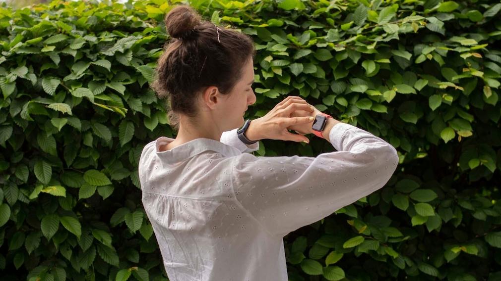 Apple Watch SE mit watchOS 8 ausprobiert